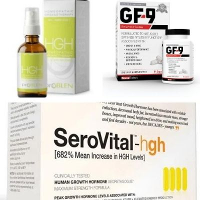 HGH releasers on the market