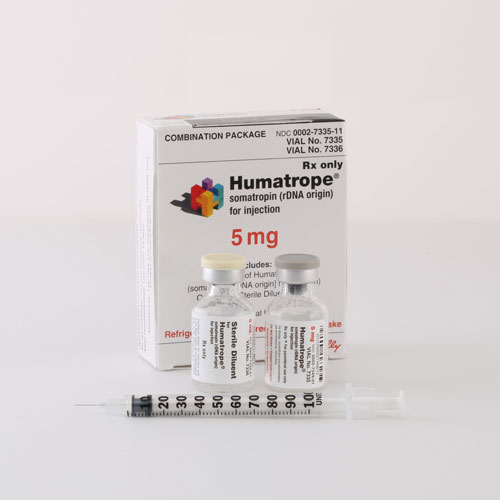 Humatrope injections vial for sale
