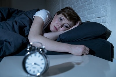 Symptoms of Stress and Anxiety - Insomnia