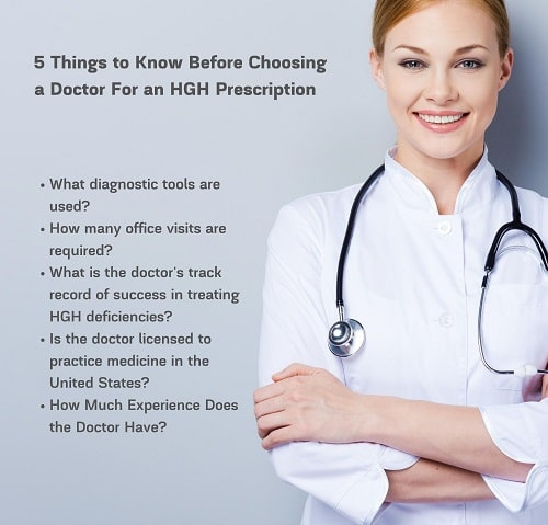 5 Things to Know Before Choosing a Doctor For an HGH Prescription-min