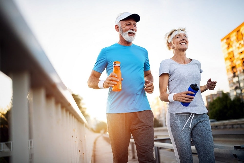 Benefits of HGH for Anti-Aging - Feeling more energy and stamina